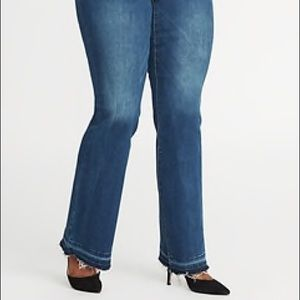 Gap baby boot long jeans